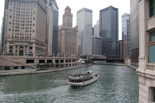 chicago per boot